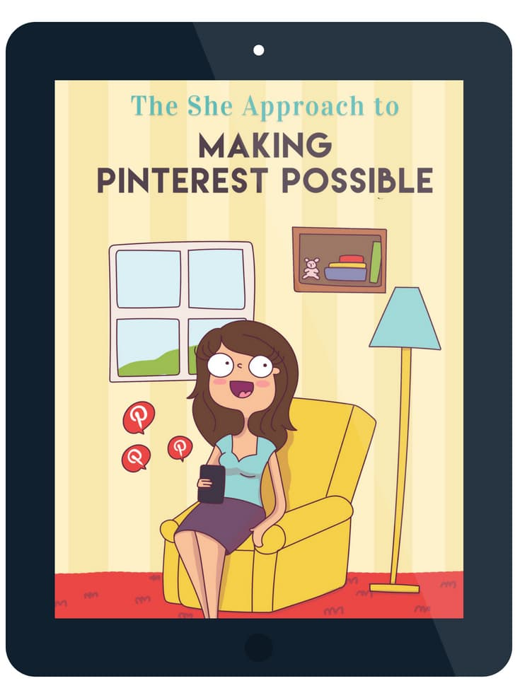 Learn how to use Pinterest to drive more traffic to your blog or website. Grab this Pinterest ebook today!