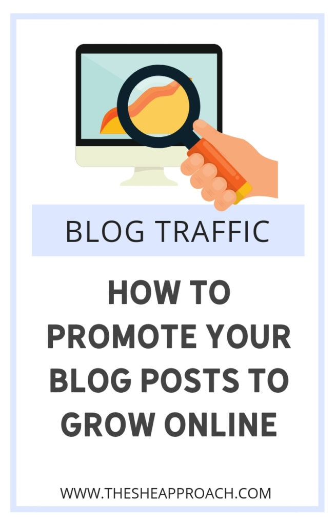 How To Promote Your Blog With 107 Content Promotion Tactics. Promoting your blog posts the right way is just as important. How to Grow Your Blog Traffic by 20,000 Visitors a Month.