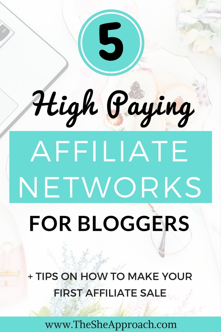 5 High-Paying Affiliate Programs For Bloggers