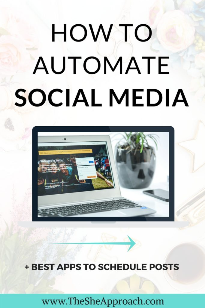 Social media still plays a huge role in our attempts to grow our online presence. I found that my automating my social media platforms helps me be active & consistent while saving me tons of time. Here are the best apps to schedule social media posts. #socialmedia #tipsforbloggers