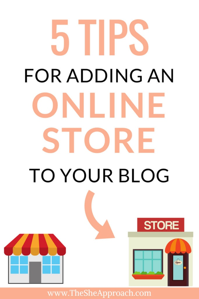 Making an income from your blog is not always as predictable as we would want it. Here's something new to try: open an online store on your WordPress blog. #ecommercetips #onlinebusiness