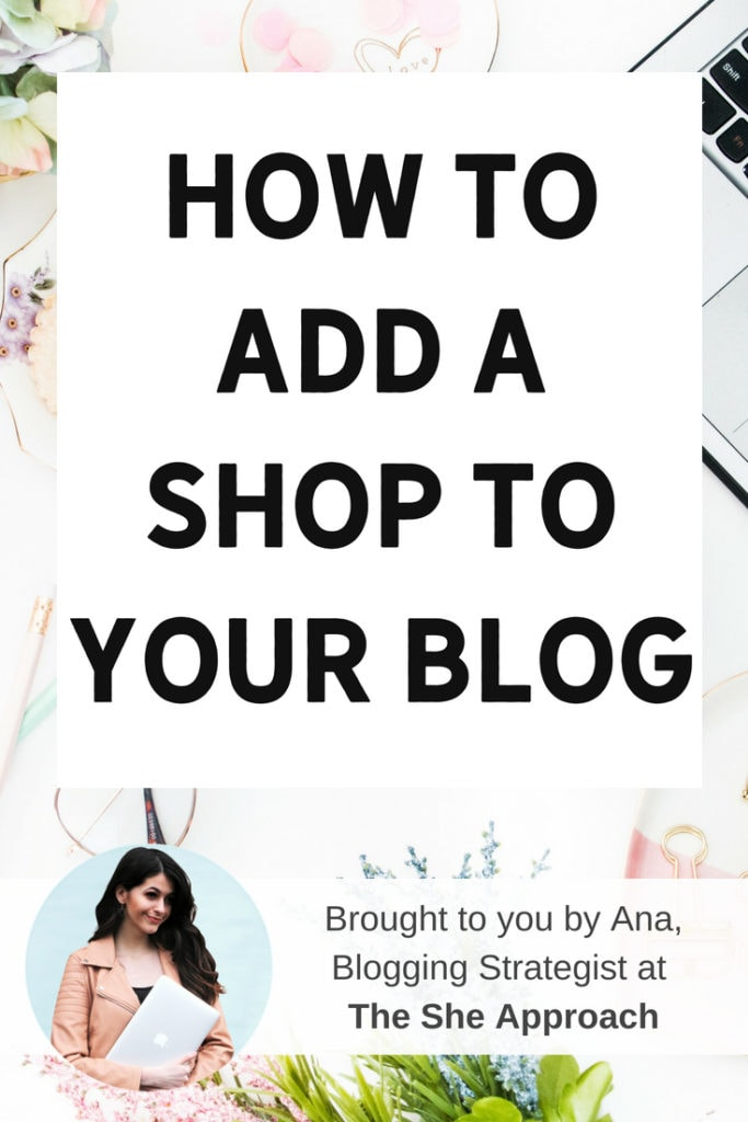 These are my five essential tips for incorporating a store into your blog – although there are plenty more things to consider when venturing into the world of e-commerce!  #makemoneyonline #makemoneyblogging