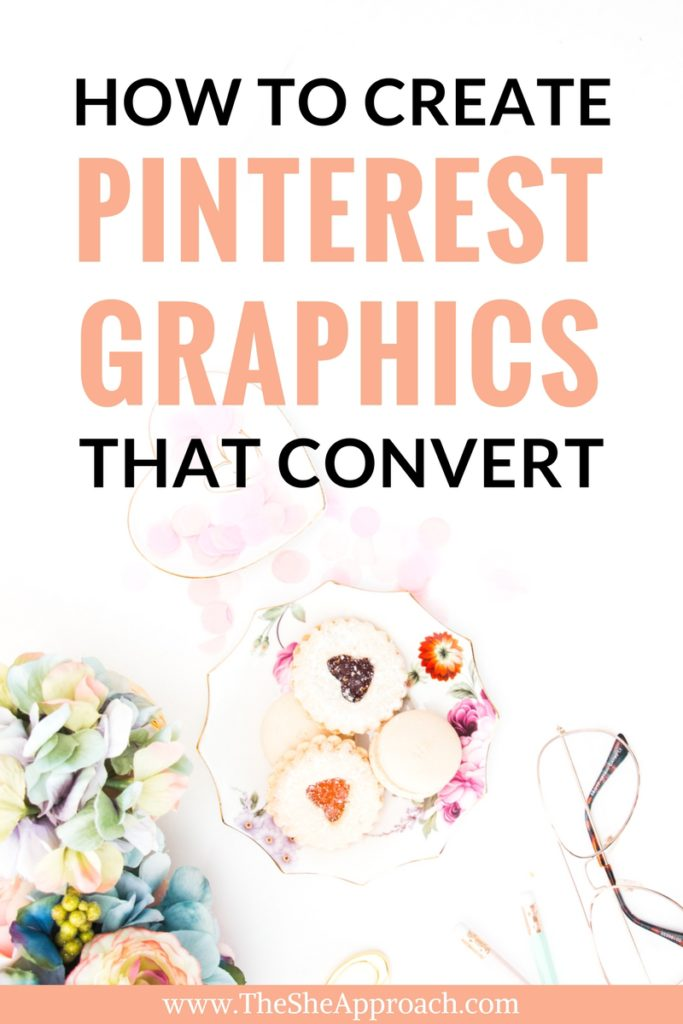 Want to create Pinterest graphics and pin templates that convert into clicks and increase your blog traffic? Look no further! Check out my free Canva tutorials that includes the elements of a perfect pin graphic design! #pinteresttips #pinterestmarketing #pinterestforbloggers #pinterestgraphicstutorial