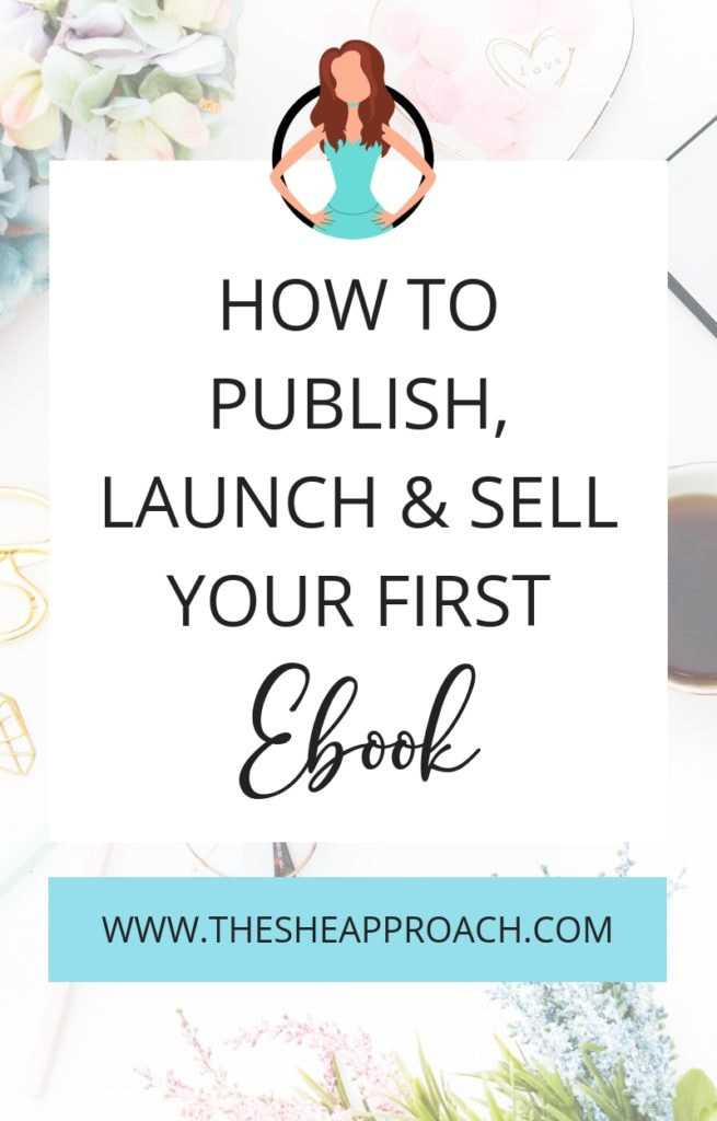 Best Practices For Creating And Selling An Ebook (On Your Website + On Amazon). But when it comes to publishing our ebooks, having a successful launch or selling it as a passive product, that's where we struggle. (If only they could teach us that in school!).