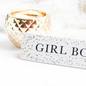 Christmas gift guide for lady bosses and women in business.