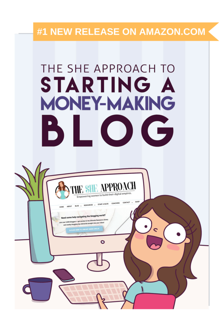 Start A Money Making Blog Amazon Ebook - Blogging Tips For Beginners