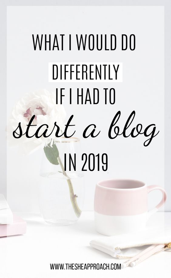 This post will go well beyond the technical aspects of starting a blog (that I know you can conquer even if you have no tech skills – I didn't have any when I started either) and will dive into what I would do differently if I had just started The She Approach now, with all the knowledge that I accumulated still there to look back on. Find out how to start a profitable blog in 2019 and build a community that will allow you to make money working from home. #makemoneyblogging #bloggingtips