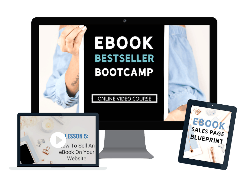 Ebook Bestseller Bootcamp - self-publishing eBooks course