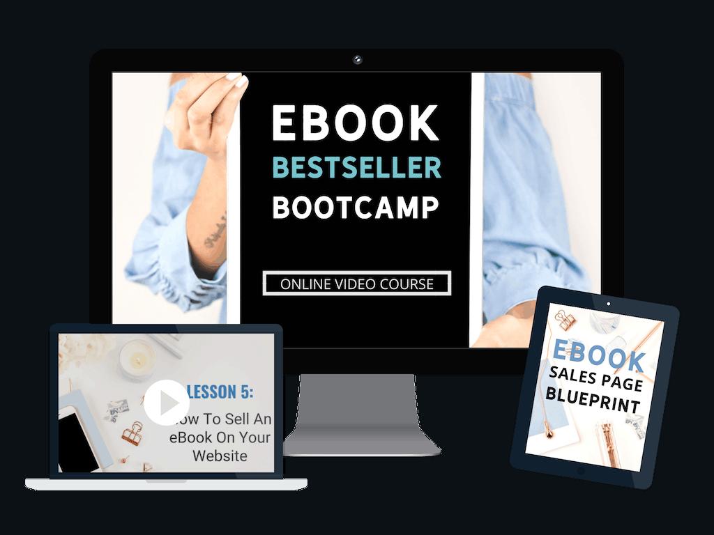 Ebook Bestseller Bootcamp - self-publishing eBooks course