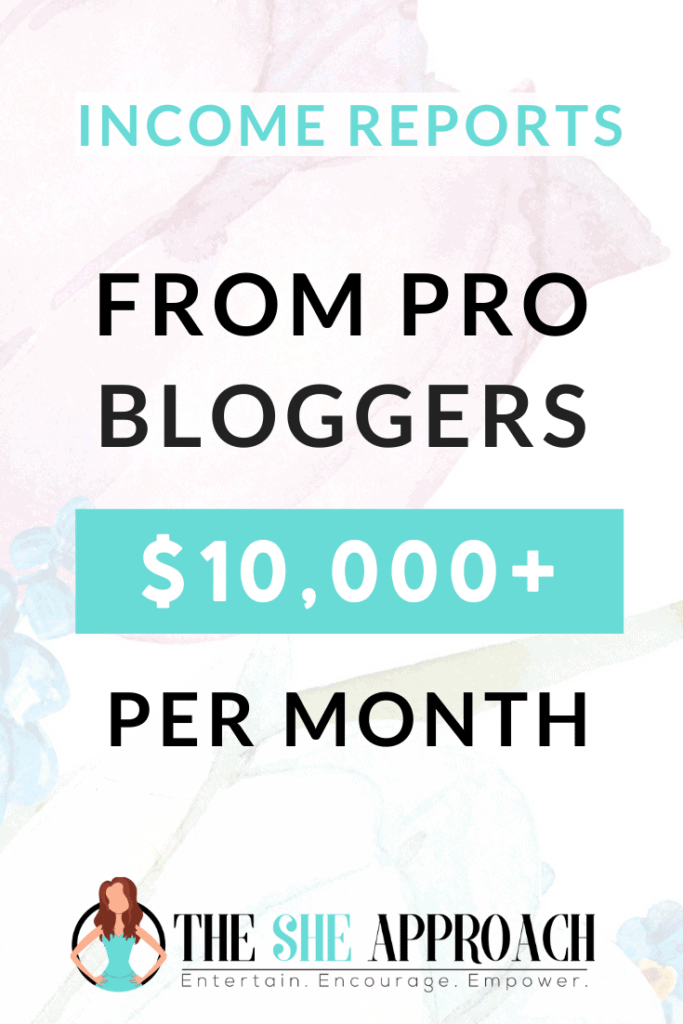 Blog Income Report - How much do bloggers make?