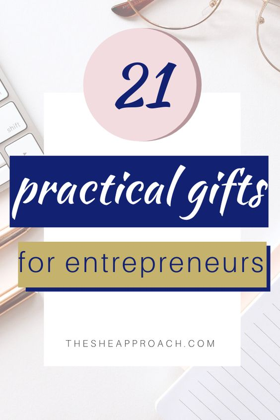 21+ Practical Gift Ideas For Bloggers