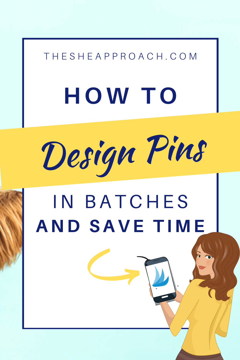 How To Make Pinterest Pins Fast: Using Tailwind Create To Batch Design New Pins Quickly