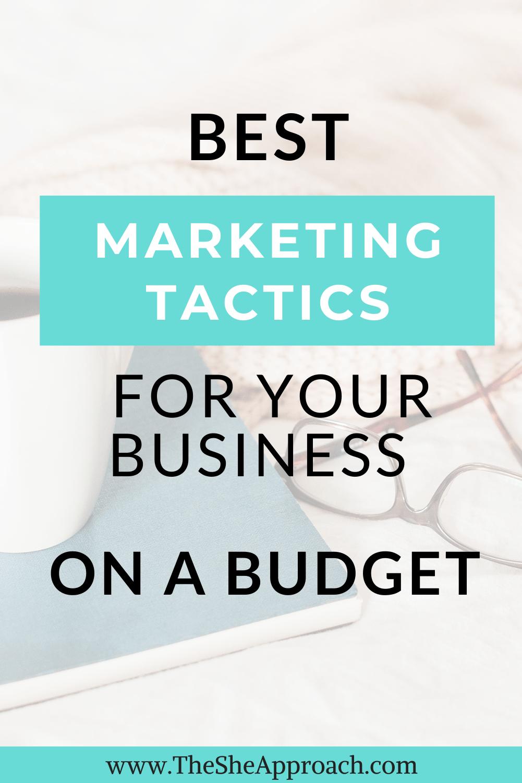 5 Budget-Friendly Marketing Tactics for Online Startups